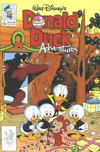 Cover Thumbnail for Walt Disney's Donald Duck Adventures (Disney, 1990 series) #9