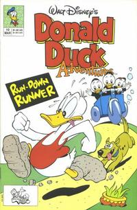 Cover Thumbnail for Walt Disney's Donald Duck Adventures (Disney, 1990 series) #10