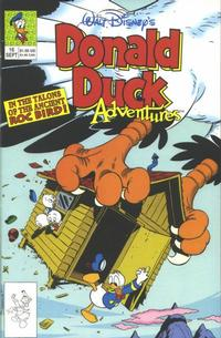 Cover Thumbnail for Walt Disney's Donald Duck Adventures (Disney, 1990 series) #16 [Direct]