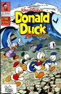 Cover Thumbnail for Walt Disney's Donald Duck Adventures (Disney, 1990 series) #17