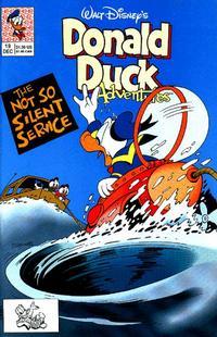 Cover Thumbnail for Walt Disney's Donald Duck Adventures (Disney, 1990 series) #19
