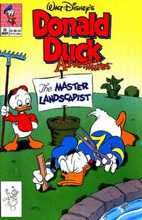 Cover Thumbnail for Walt Disney's Donald Duck Adventures (Disney, 1990 series) #22 [Direct]