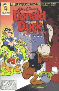 Cover Thumbnail for Walt Disney's Donald Duck Adventures (Disney, 1990 series) #25