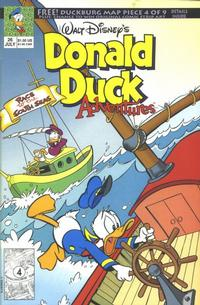 Cover Thumbnail for Walt Disney's Donald Duck Adventures (Disney, 1990 series) #26 [Direct]