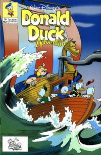 Cover Thumbnail for Walt Disney's Donald Duck Adventures (Disney, 1990 series) #30