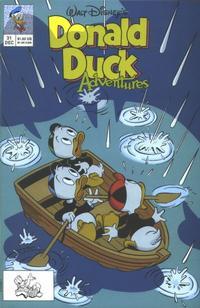 Cover Thumbnail for Walt Disney's Donald Duck Adventures (Disney, 1990 series) #31 [Direct]