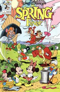 Cover Thumbnail for Walt Disney's Spring Fever (Disney, 1991 series) #1