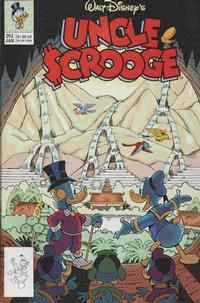 Cover Thumbnail for Walt Disney's Uncle Scrooge (Disney, 1990 series) #262