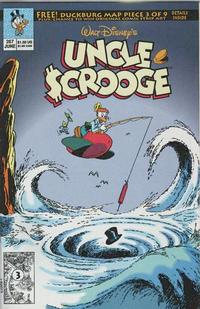 Cover Thumbnail for Walt Disney's Uncle Scrooge (Disney, 1990 series) #267 [Direct]