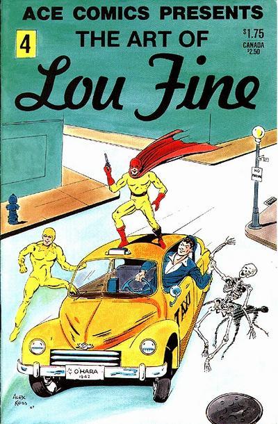 Cover for Ace Comics Presents (A.C.E. Comics, 1987 series) #4