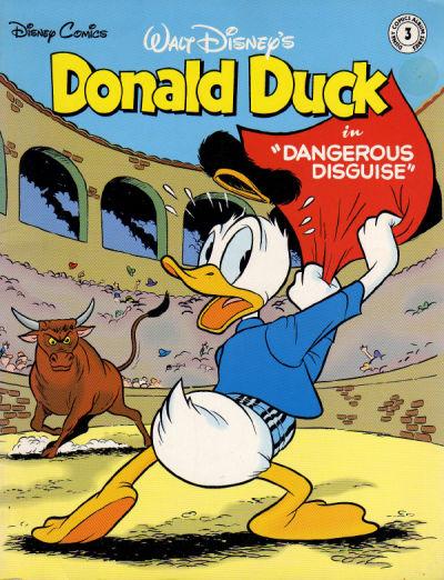Cover for Disney Comics Album (Disney, 1990 series) #3