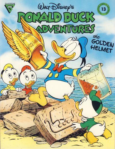 Cover for Gladstone Comic Album (Gladstone, 1988 series) #13