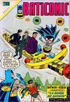 Cover for Baticomic (Editorial Novaro, 1968 series) #41