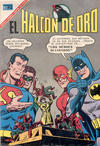 Cover for El Halcón de Oro (Editorial Novaro, 1958 series) #112