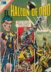Cover for El Halcón de Oro (Editorial Novaro, 1958 series) #115