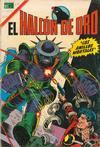 Cover for El Halcón de Oro (Editorial Novaro, 1958 series) #116