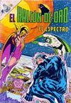 Cover for El Halcón de Oro (Editorial Novaro, 1958 series) #126