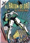 Cover for El Halcón de Oro (Editorial Novaro, 1958 series) #130