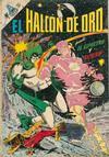 Cover for El Halcón de Oro (Editorial Novaro, 1958 series) #132