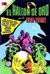 Cover for El Halcón de Oro (Editorial Novaro, 1958 series) #136