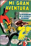 Cover for Mi Gran Aventura (Editorial Novaro, 1960 series) #75