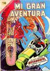 Cover for Mi Gran Aventura (Editorial Novaro, 1960 series) #85