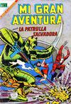 Cover for Mi Gran Aventura (Editorial Novaro, 1960 series) #105