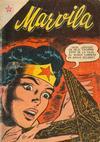Cover for Marvila, la Mujer Maravilla (Editorial Novaro, 1955 series) #31