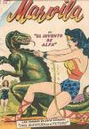 Cover for Marvila, la Mujer Maravilla (Editorial Novaro, 1955 series) #42
