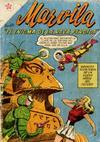 Cover for Marvila, la Mujer Maravilla (Editorial Novaro, 1955 series) #50