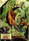 Cover for Marvila, la Mujer Maravilla (Editorial Novaro, 1955 series) #54
