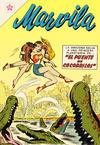 Cover for Marvila, la Mujer Maravilla (Editorial Novaro, 1955 series) #58