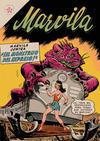 Cover for Marvila, la Mujer Maravilla (Editorial Novaro, 1955 series) #63