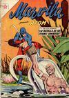 Cover for Marvila, la Mujer Maravilla (Editorial Novaro, 1955 series) #81