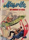 Cover for Marvila, la Mujer Maravilla (Editorial Novaro, 1955 series) #106