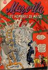 Cover for Marvila, la Mujer Maravilla (Editorial Novaro, 1955 series) #116