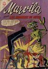 Cover for Marvila, la Mujer Maravilla (Editorial Novaro, 1955 series) #120