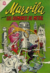 Cover for Marvila, la Mujer Maravilla (Editorial Novaro, 1955 series) #122