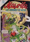 Cover for Marvila, la Mujer Maravilla (Editorial Novaro, 1955 series) #126