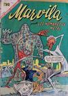 Cover for Marvila, la Mujer Maravilla (Editorial Novaro, 1955 series) #140