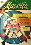 Cover for Marvila, la Mujer Maravilla (Editorial Novaro, 1955 series) #141