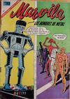 Cover for Marvila, la Mujer Maravilla (Editorial Novaro, 1955 series) #143
