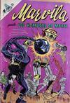 Cover for Marvila, la Mujer Maravilla (Editorial Novaro, 1955 series) #158