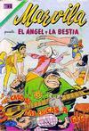 Cover for Marvila, la Mujer Maravilla (Editorial Novaro, 1955 series) #193