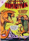Cover for Historias Fantásticas (Editorial Novaro, 1958 series) #61