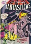 Cover for Historias Fantásticas (Editorial Novaro, 1958 series) #82