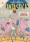 Cover for Historias Fantásticas (Editorial Novaro, 1958 series) #83