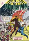 Cover for Historias Fantásticas (Editorial Novaro, 1958 series) #84