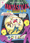 Cover for Historias Fantásticas (Editorial Novaro, 1958 series) #92