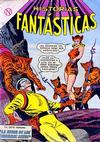 Cover for Historias Fantásticas (Editorial Novaro, 1958 series) #106